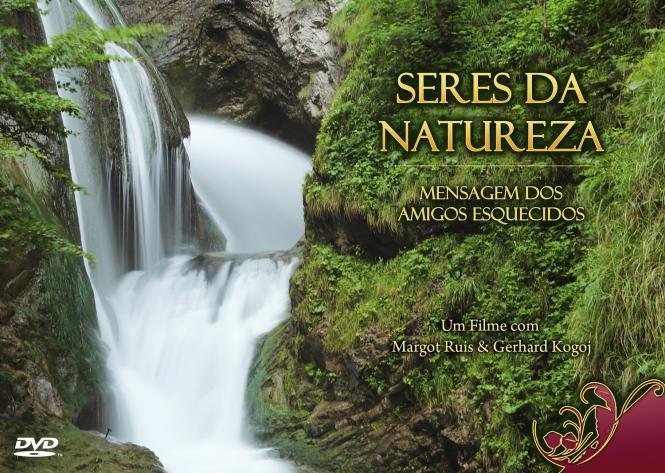 DVD Seres da Natureza - Mensagem dos amigos esquecidos (Brasil)